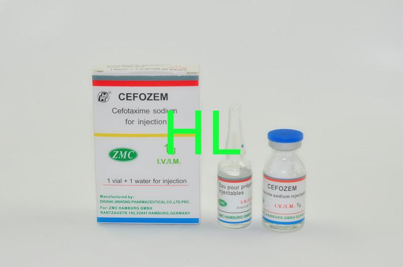 cefazolin dosierung meningitis